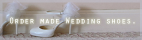 Order made Wedding shoseバナー画像